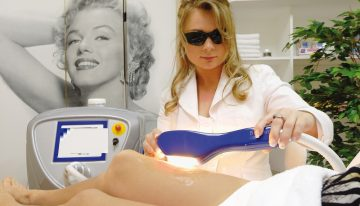 Laser for a good and flawless skin